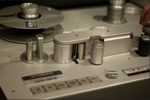 Studer A800 24 track recorder